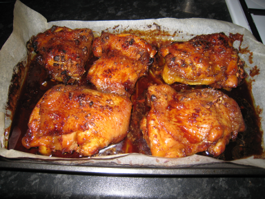 Baked Chicken Teriyaki Recipe
