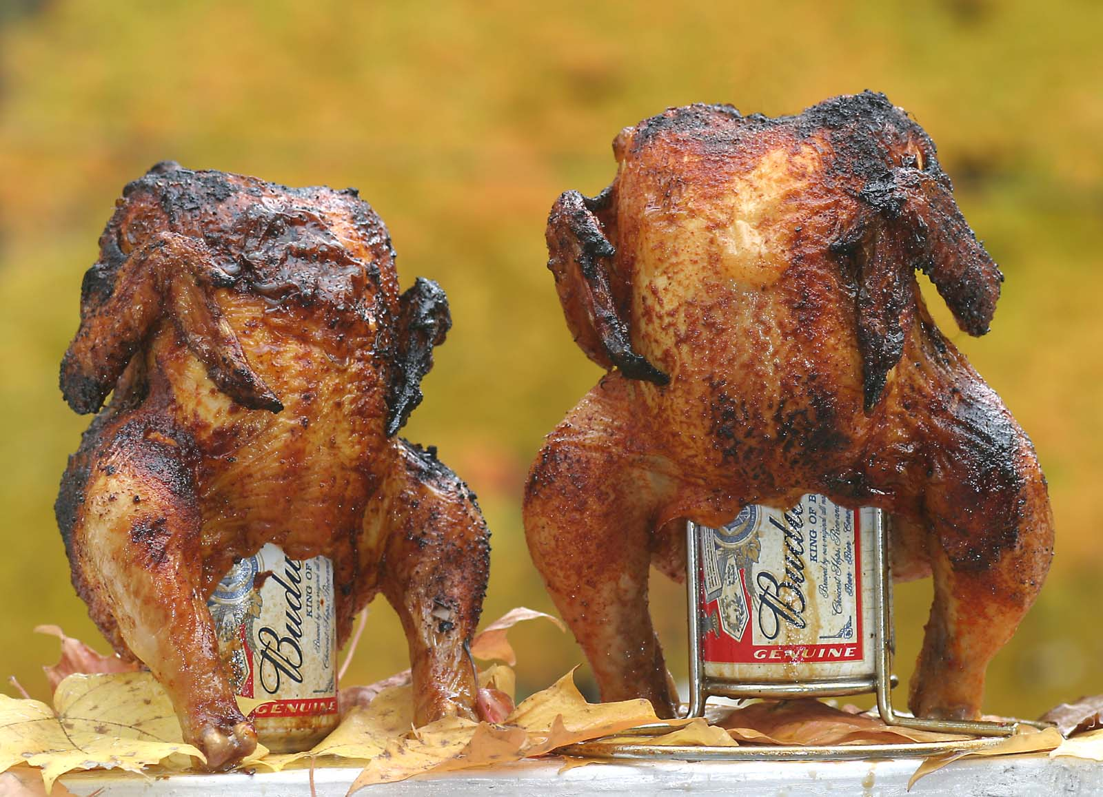 Beer Can Chicken Recipe