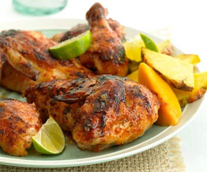 Beer Lime Grilled Chicken Recipe 1