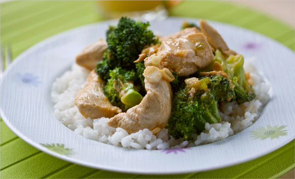 Broccoli Chicken Recipe 1
