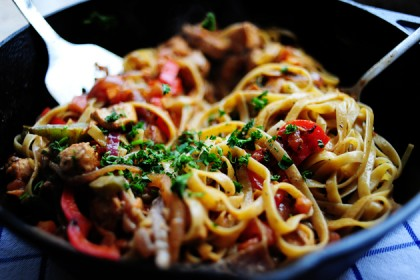 Cajun Chicken Pasta recipe 1
