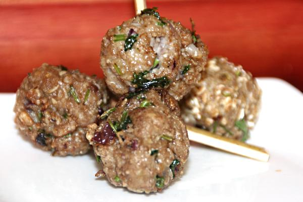Chicken Meatballs Recipe
