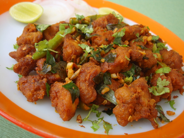 Chicken Pakora Andhra Style Recipe 1