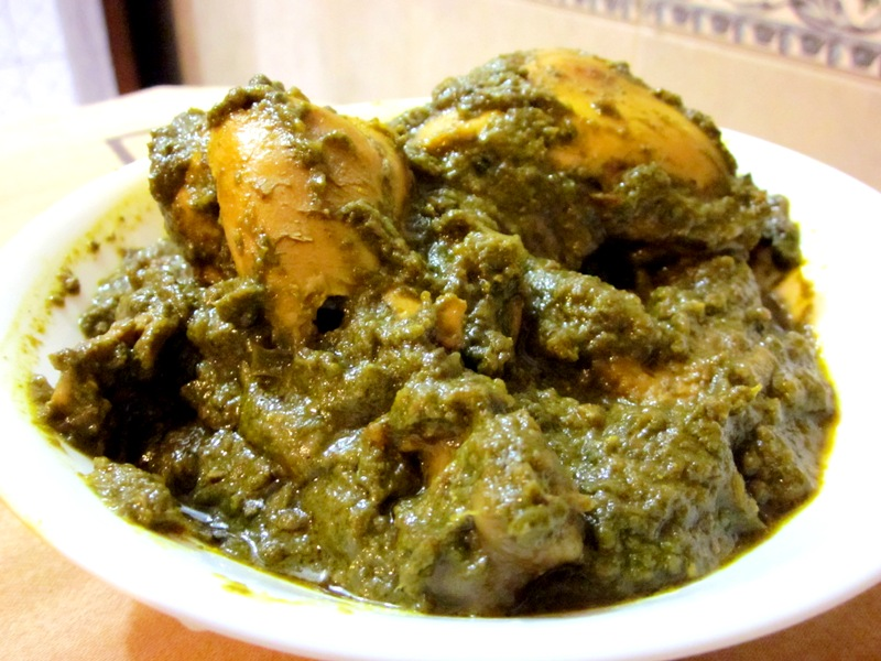 Chicken Palak Recipe