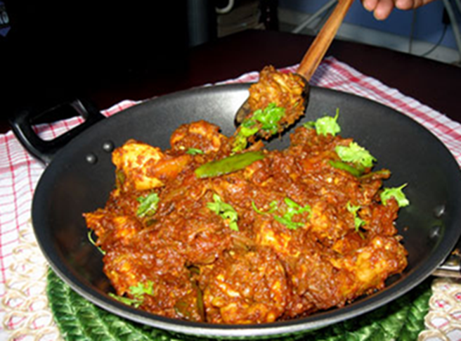 Karahi Chicken  recipe 1