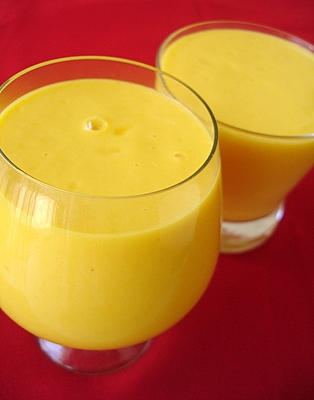 aam ki lassi recipe