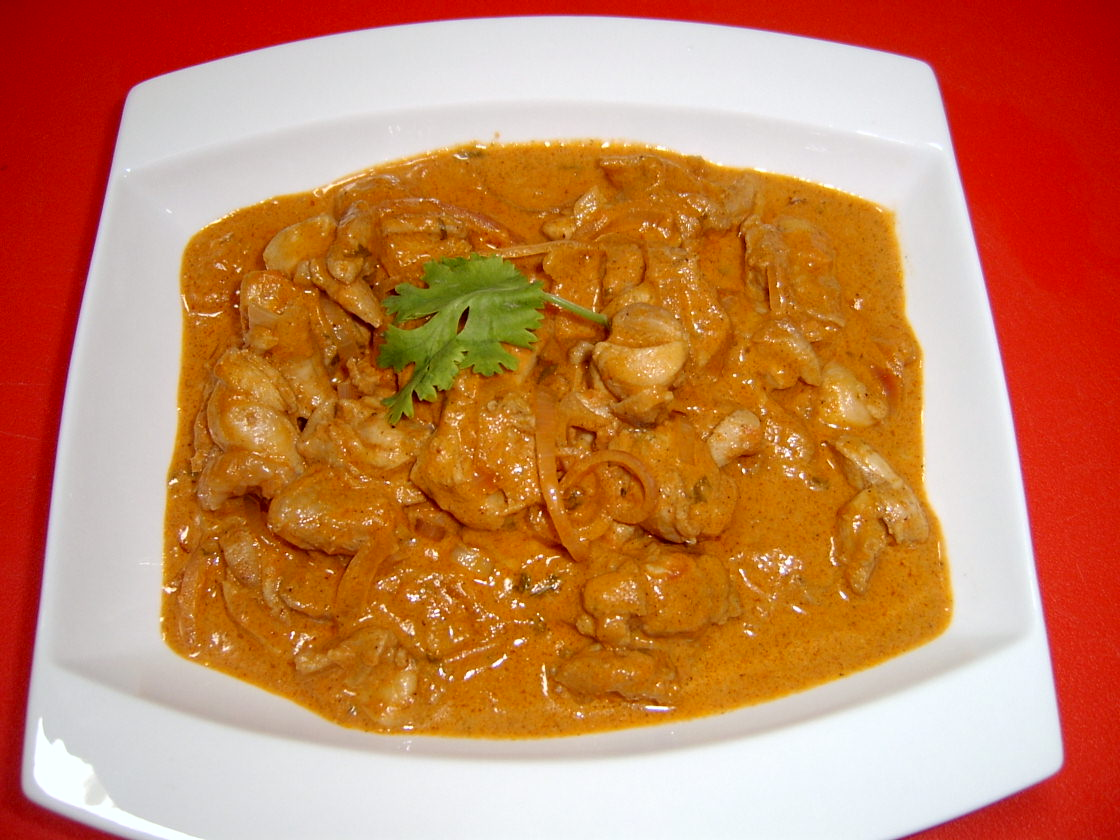 butter chicken recipe 1