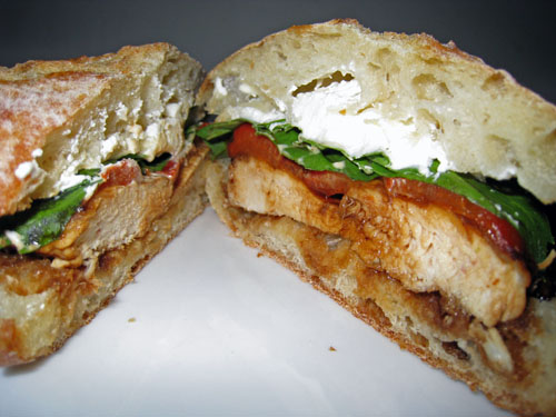 chicken cheese sandwich recipe