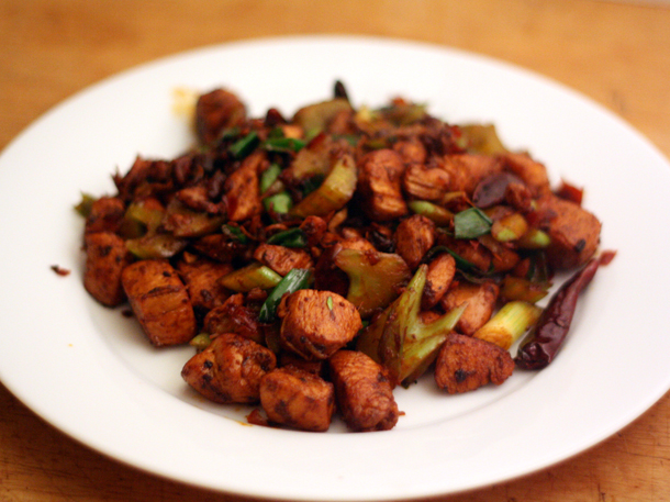 chicken dry fry recipe 1