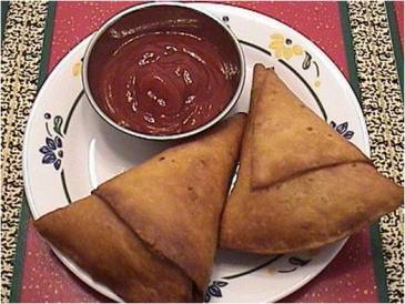 chicken samosas recipe
