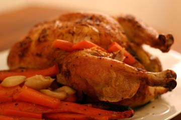 chicken with carrots recipe 1