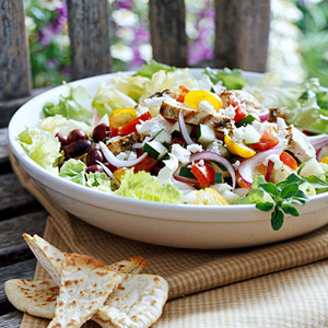 low fat mediterranean salad recipe 1