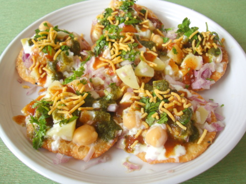 papri chaat recipe