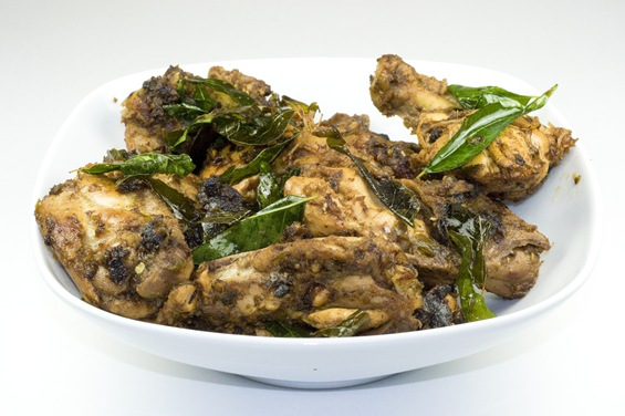 Andhra Chicken Fry Recipe