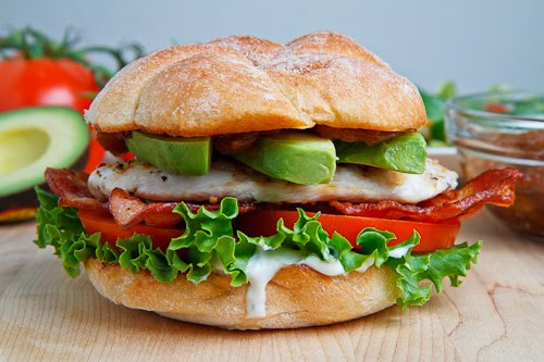 Avocado Chicken Sandwich Recipe 1
