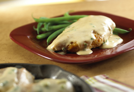 Baked Chicken With Sour Cream Recipe 1