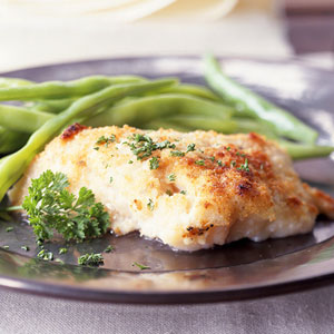 Baked Small Fish Recipe