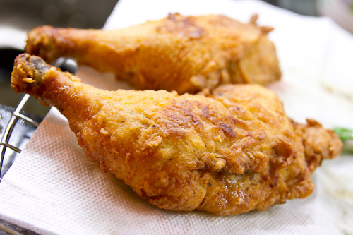Broasted Chicken recipe 1