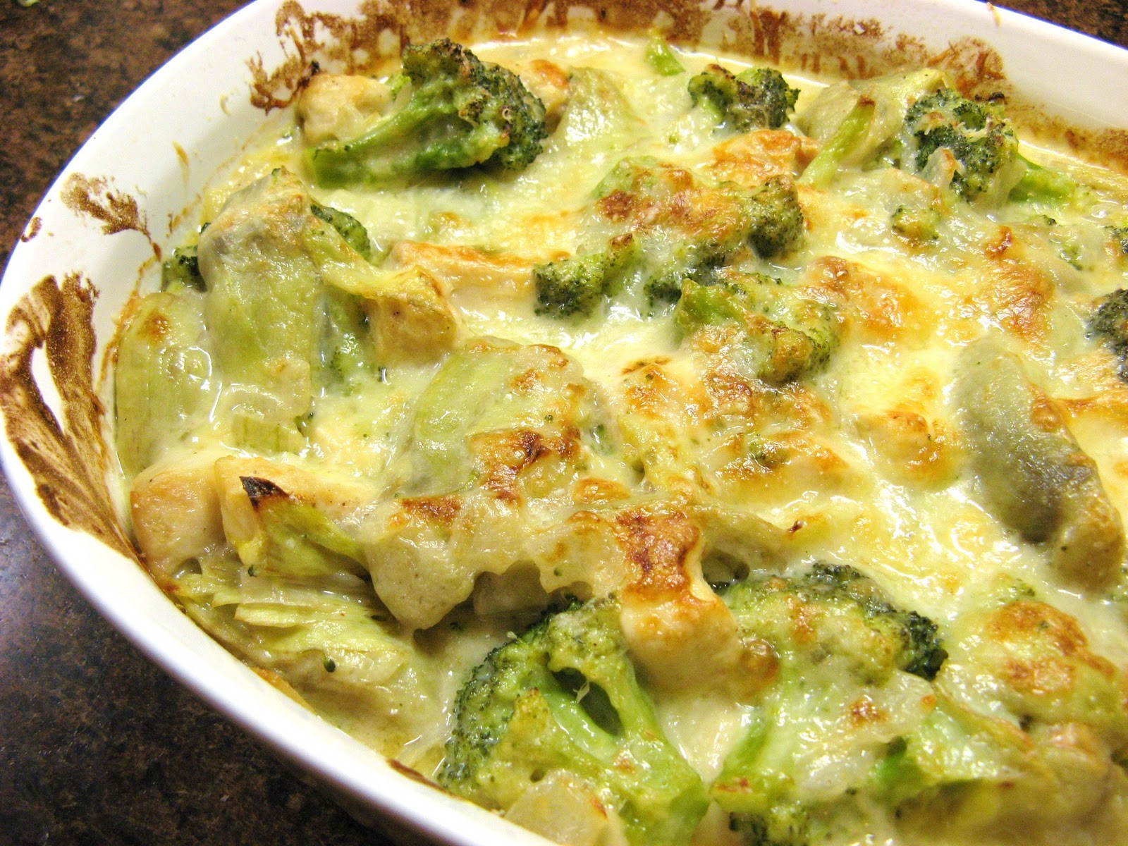 Broccoli and Chicken Casserole 1