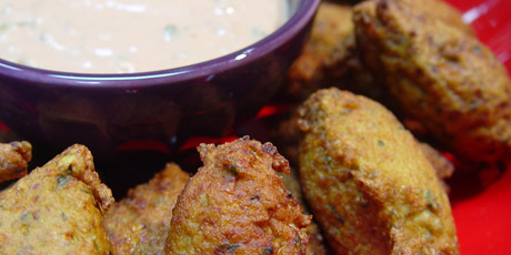 Chicken Balls In Cheese Soup recipe 1