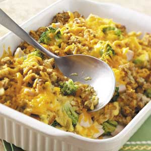 Chicken Broccoli Casserole Recipe