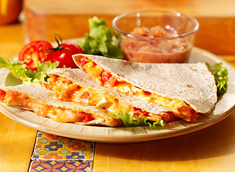 Chicken Cheese Quesadillas Recipe 1