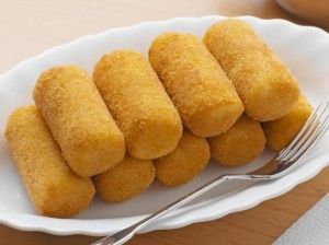 Chicken Croquette Recipe 1