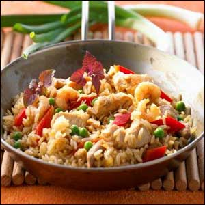 Chicken Fried Rice Recipe 1