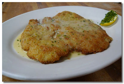 Chicken Milanese Recipe 1
