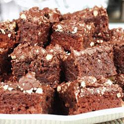 baked fudge recipe 1