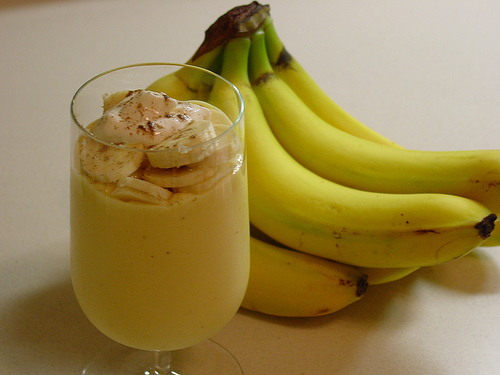 banana lassi recipe 1