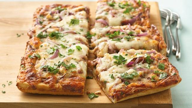 chicken pizza recipe 1
