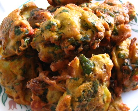 methi pakoda recipe 1